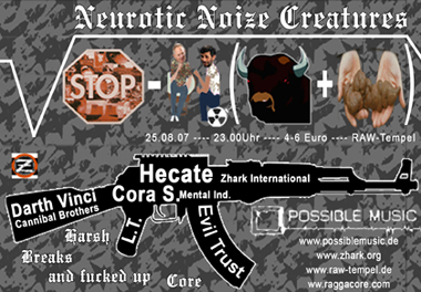 neurotic  noise creatures /